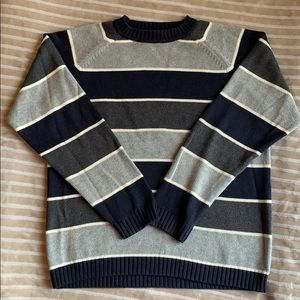 GAP Striped Sweater EUC